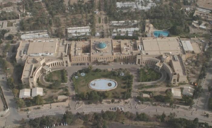 Резиденция Саддама Хусейна