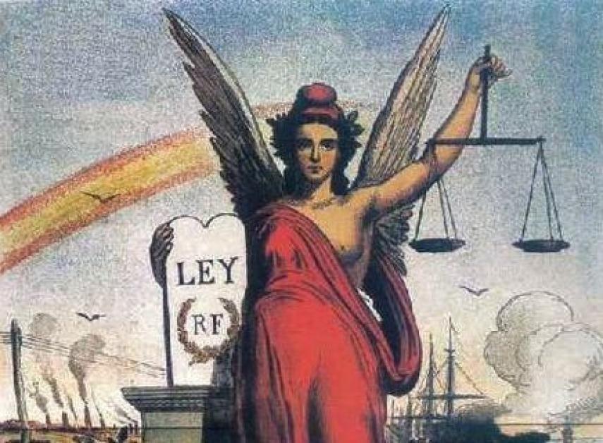 Символ Первой Испанской Республики