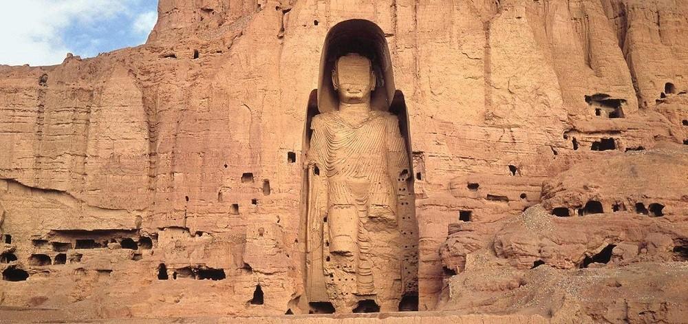 Статуи Будды в Бамиане