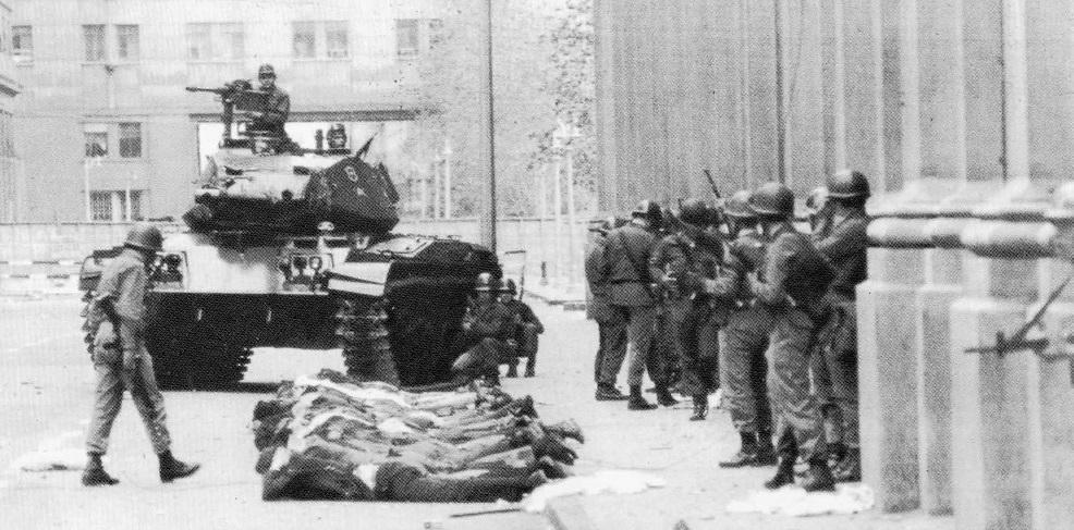 Военная хунта 1964 года в Бразилии