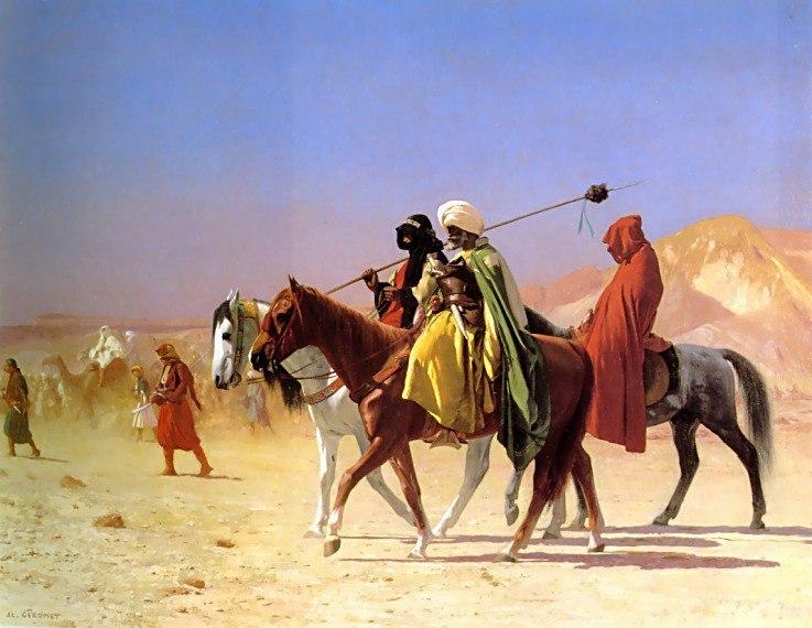 Арабские завоеватели