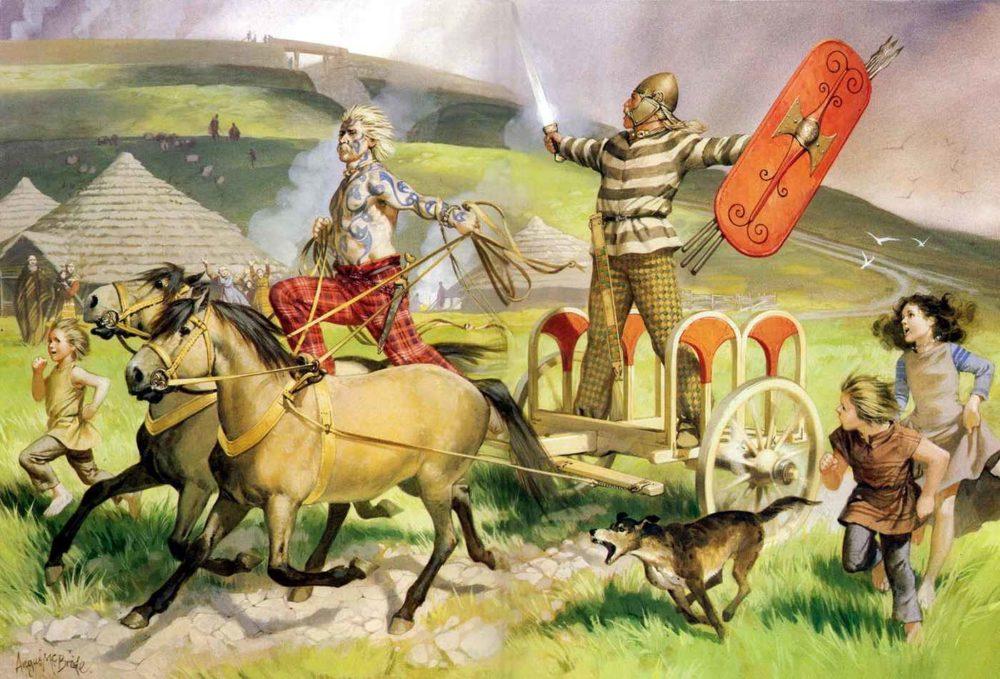 Боевая колесница