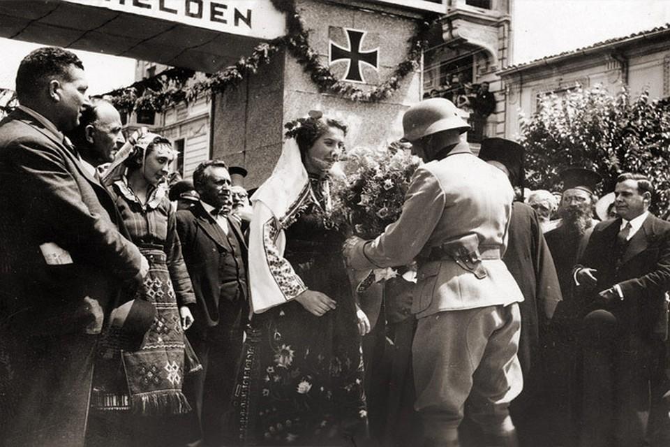 Болгария во время Второй мировой