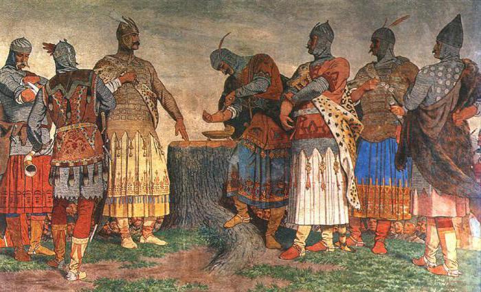 Древние мадьяры