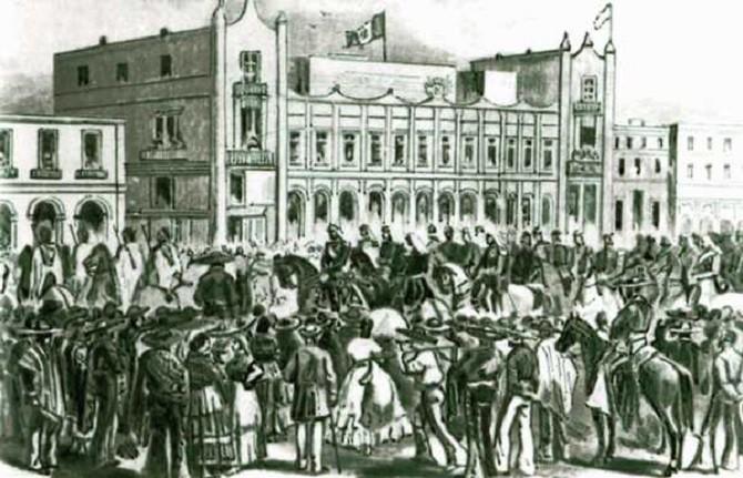 Французские войска в Мексике