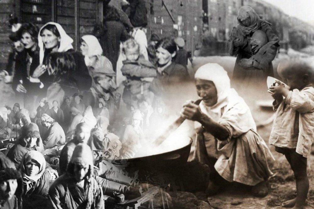 Голод 1930-х годов