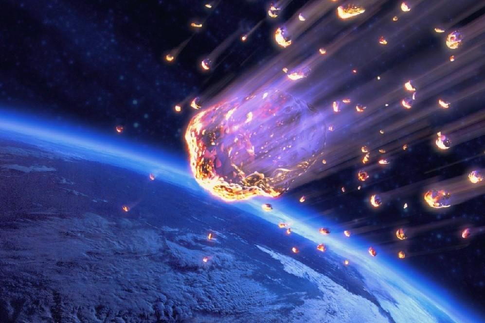 Метеоритные дожди
