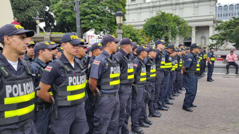 Полиция Гондураса
