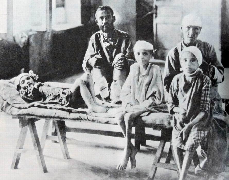 После еврейских погромов