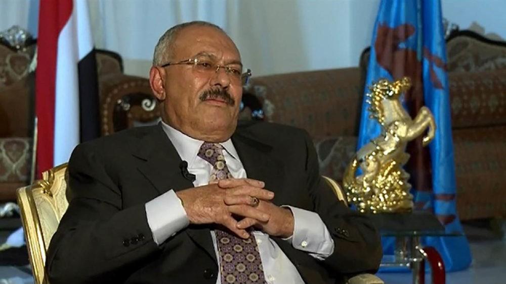 Последний президент Северного Йемена
