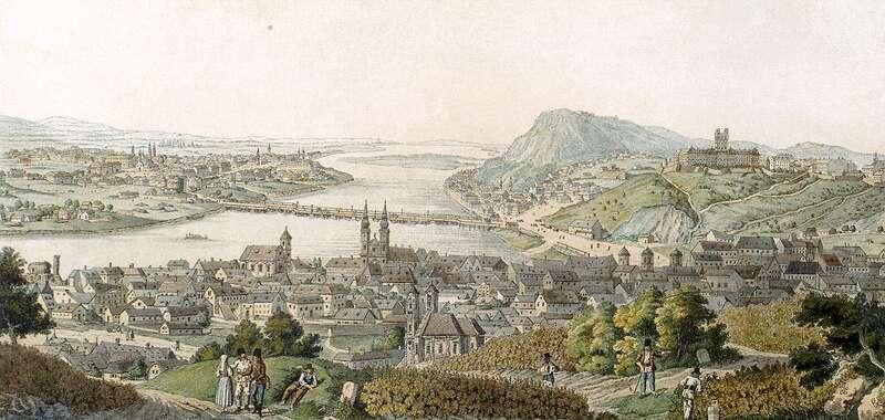 Венгерские города в XVII веке