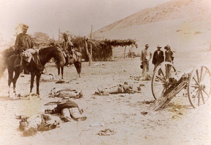 Войны с Чили