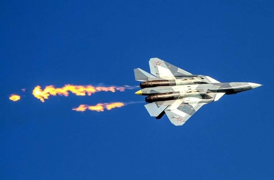 Песенка Су-57 спета или почему ПАК ФА оказался просто дорогой игрушкой