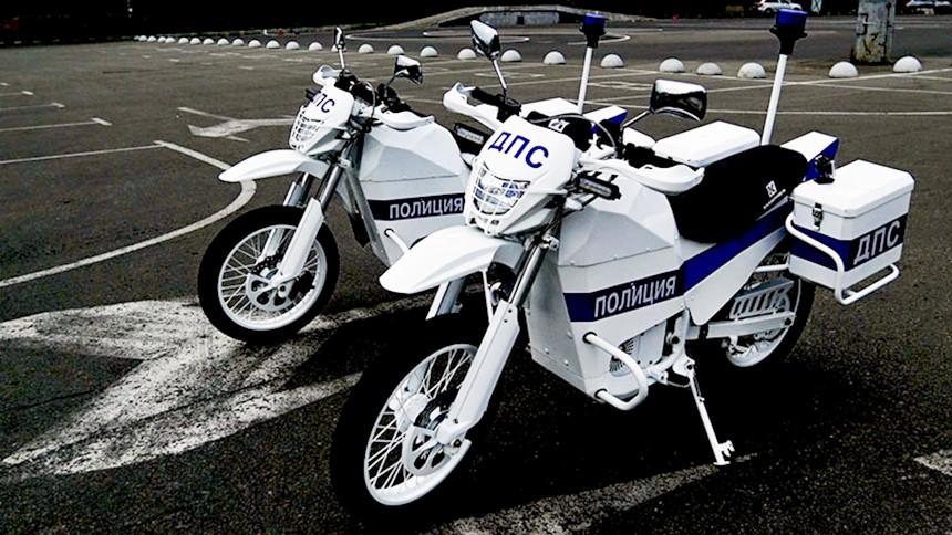 Электромотоциклы концерна Калашников