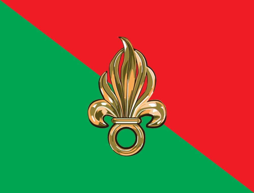 Флаг и символ Легиона
