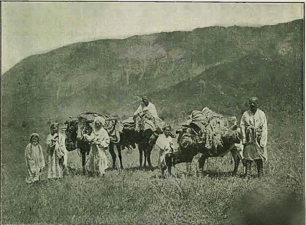 Киргизы при Российской империи