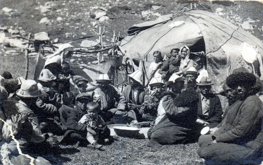 Киргизы при СССР