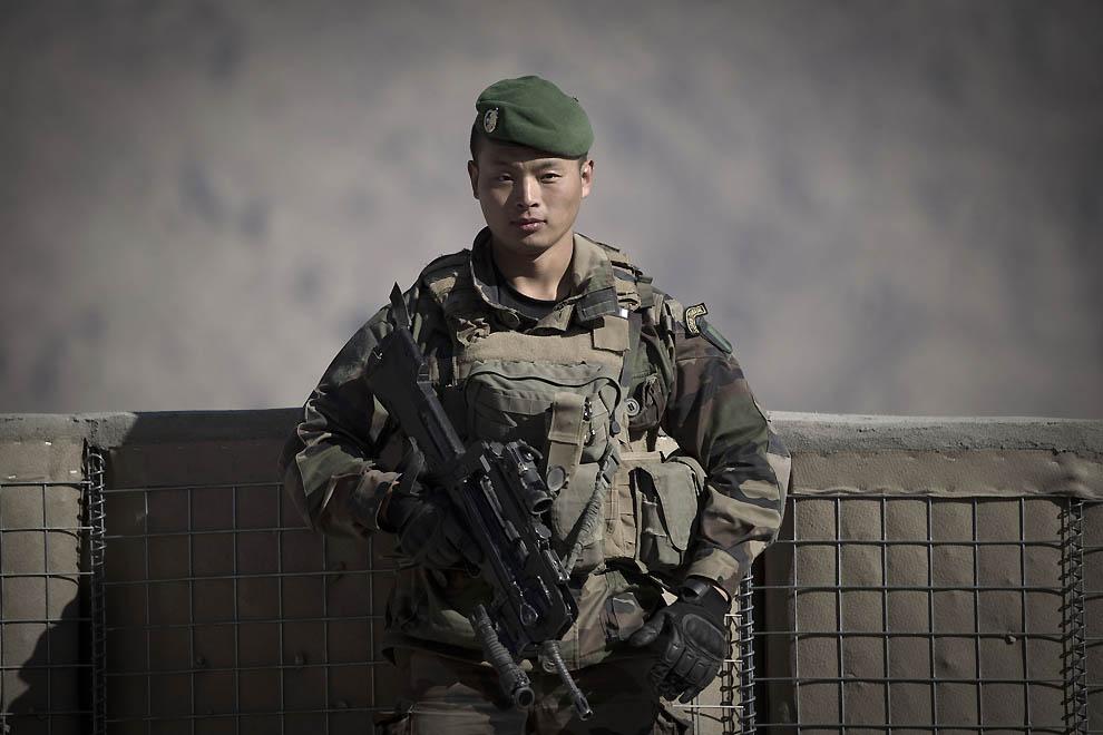 Легионер-китаец