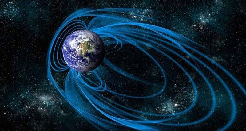 Магнитное поле планеты
