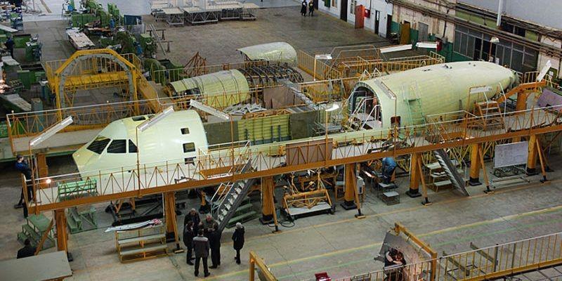 Еще одному российскому самолету не видать неба: проект Ил-112 готовятся закрыть