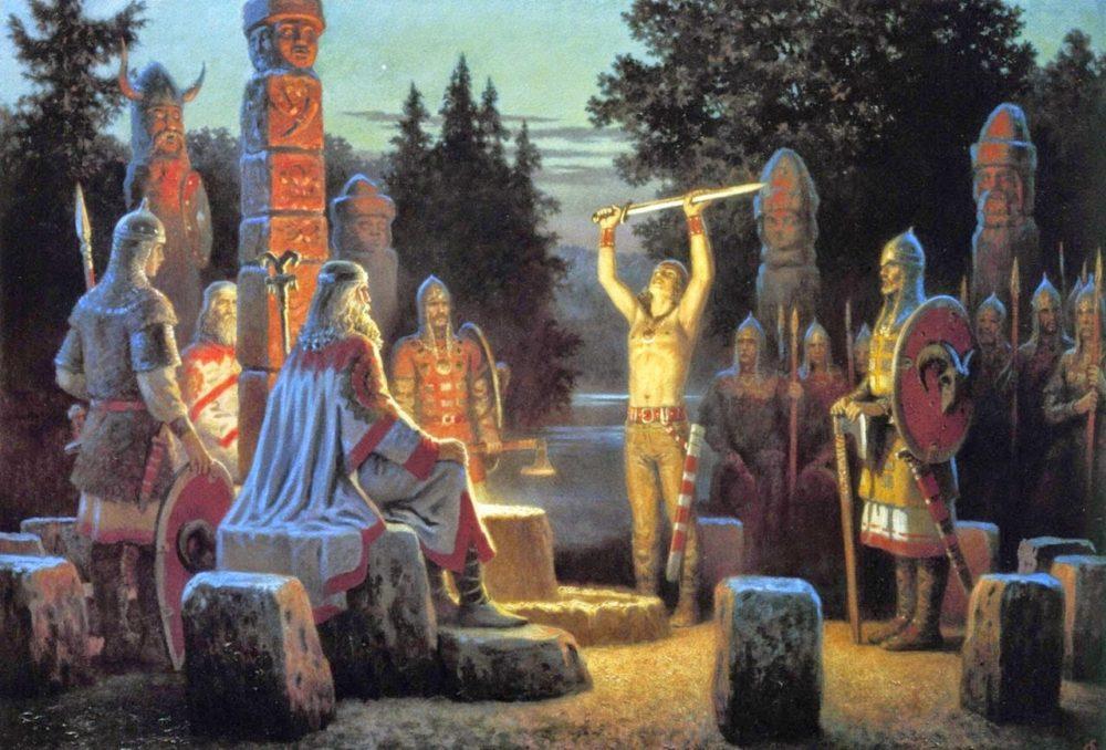 Обряды восточных славян