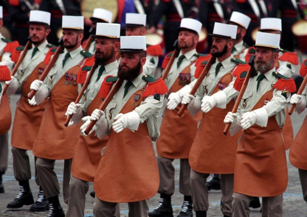 Пионеры Иностранного легиона