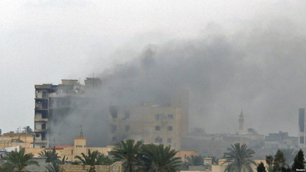 Резиденция Каддафи
