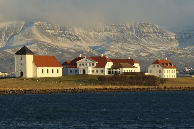 Резиденция президента Исландии