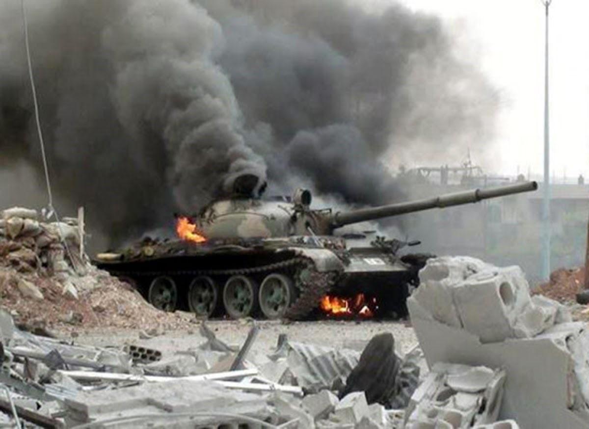 Новые жертвы сирийской войны: в Дераа погибли российские военные