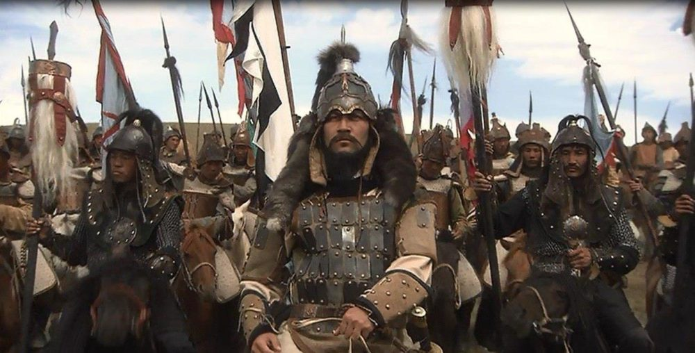 Воины Чингизхана