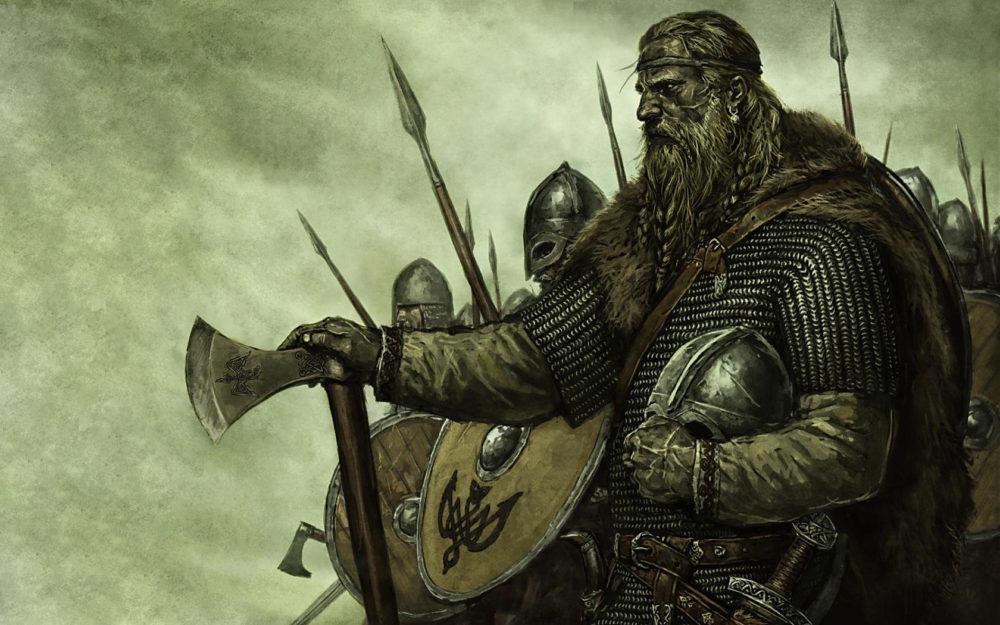 Воины-славяне