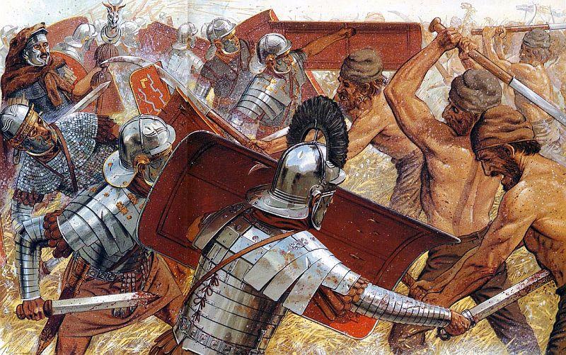 Война с Римом
