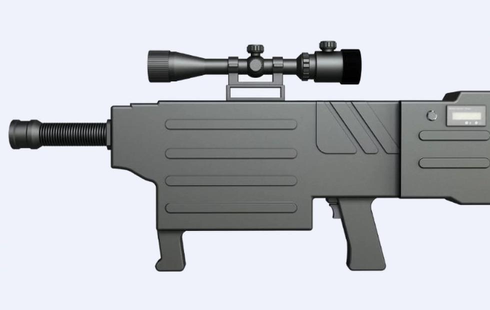 Китайцы создали «лазерный АК-47» с немыслимыми характеристиками