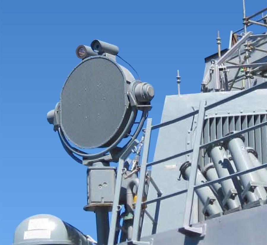 Корабельная установка LAPD