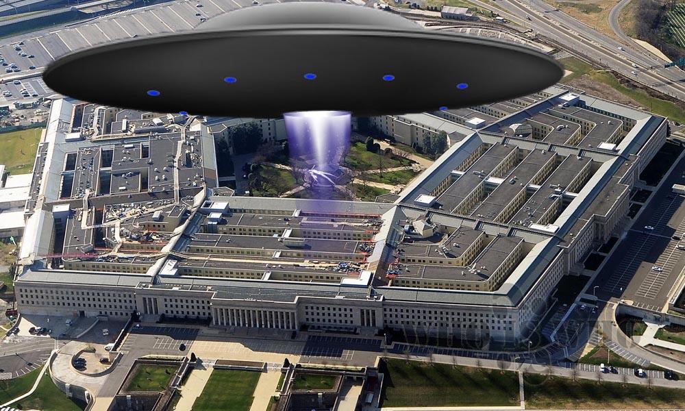 Пентагон и НЛО