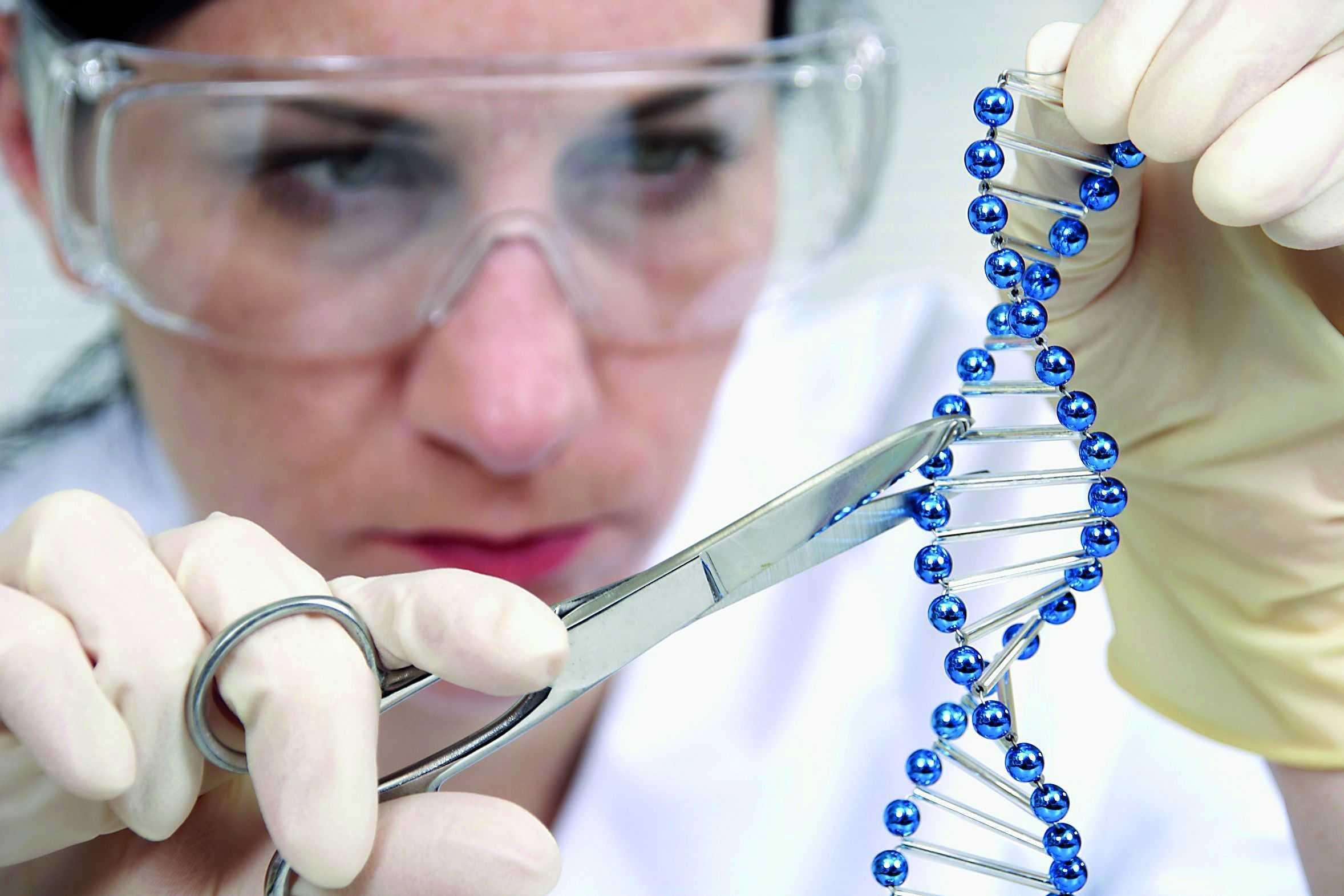 Вмешательство в геном