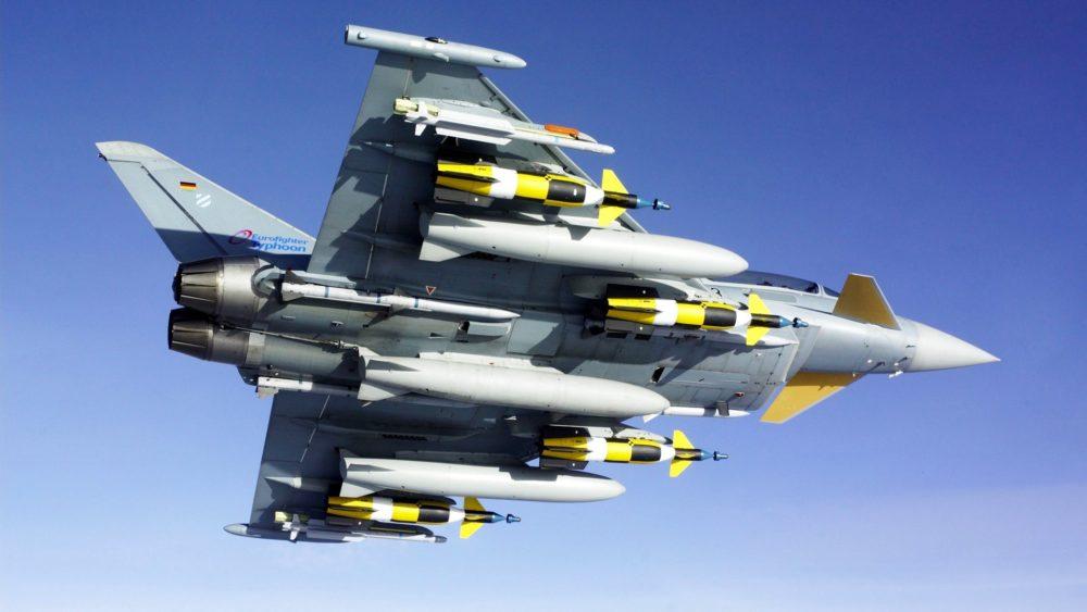 Вооружение Eurofighter