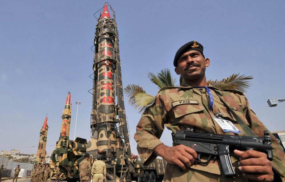 Ядерное оружие Пакистана
