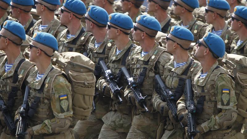 Десантники ВСУ