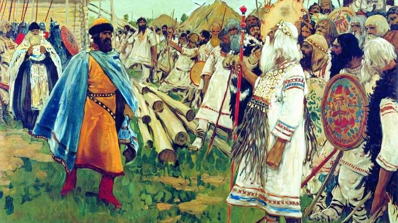 Христиане и язычники
