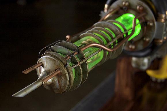 Плазменное оружие