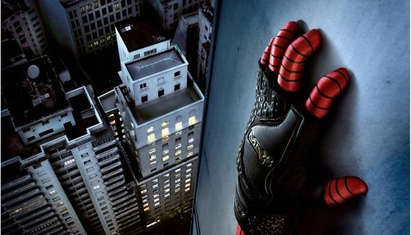 Рука Человека-паука