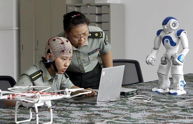 Управление роботом