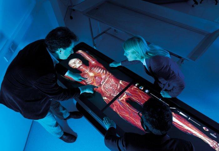 Виртуальный операционный стол