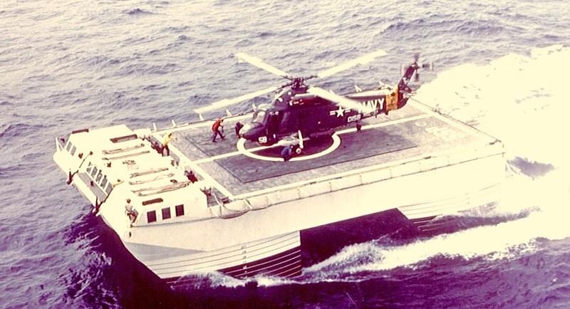 Экспериментальное судно «Каймалино»