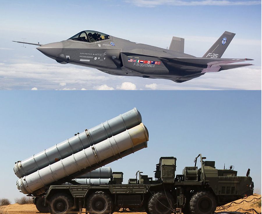 F-35 и С-300