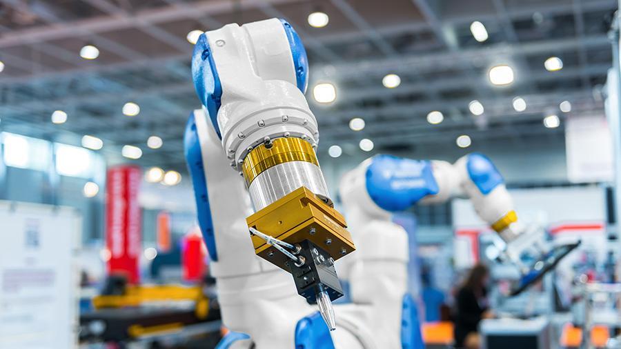 Робот-сборщик