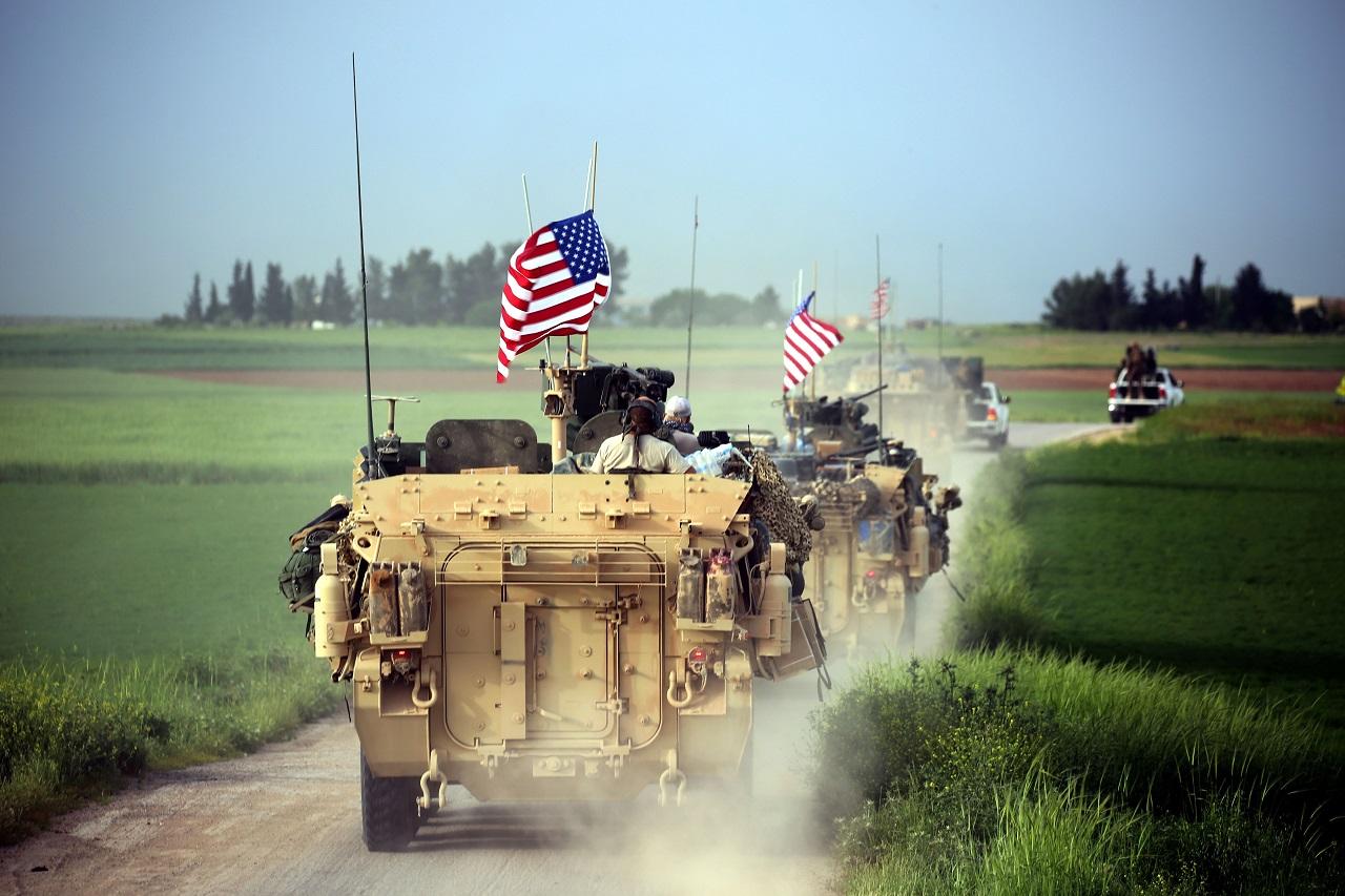 Америка уйдет из Сирии