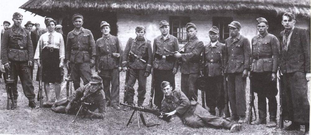 Бандеровцы во времена ВОВ