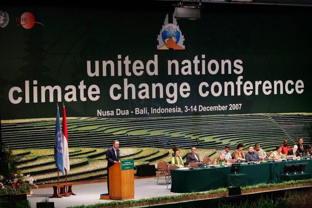 Конференция по изменению климата